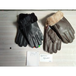 Перчатки мужские дубленка PAIDI 894