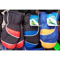 Варежки детские лыжные дутики CHINA DVPF-004