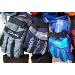 Перчатки подросток лыжные дутики КОРОНА 9042