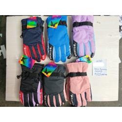 Перчатки женские лыжные сенсор PAIDI 200