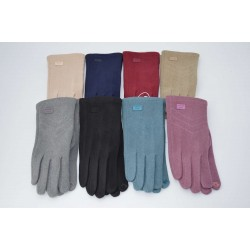Перчатки женские пальто на флисе ONE 1.6-А1
