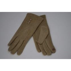 Перчатки женские пальто на флисе ONE 1.6-А3