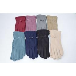 Перчатки женские пальто на флисе ONE 1.6-А4