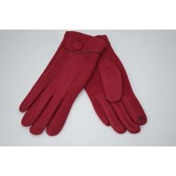 Перчатки женские пальто на меху ONE 1.8-3