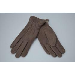 Перчатки женские пальто на меху ONE 1.8-4
