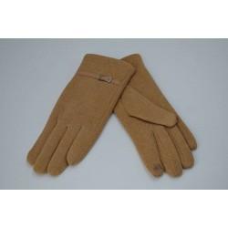 Перчатки женские пальто на меху ONE 1.8-5