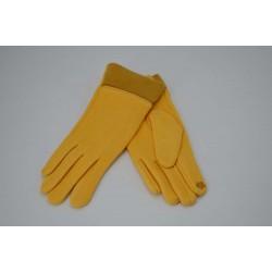 Перчатки женские пальто на плюше с манжетом ONE 1.7-1