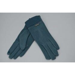 Перчатки женские пальто на плюше с манжетом ONE 1.7-2