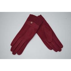 Перчатки женские пальто на плюше с манжетом ONE 1.7-4