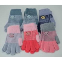 Перчатки детские ПАНИ D138A