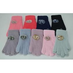 Перчатки детские ПАНИ D139A